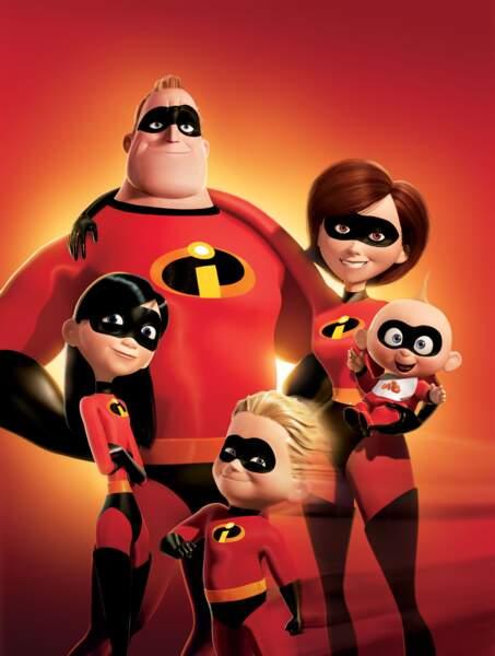 La famille Paar (Les Indestructibles, 2004)