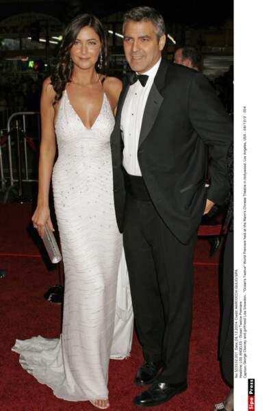 Pendant 5 ans, Lisa Snowdon et George Clooney n'ont cessé de se quitter et de se rabibocher.