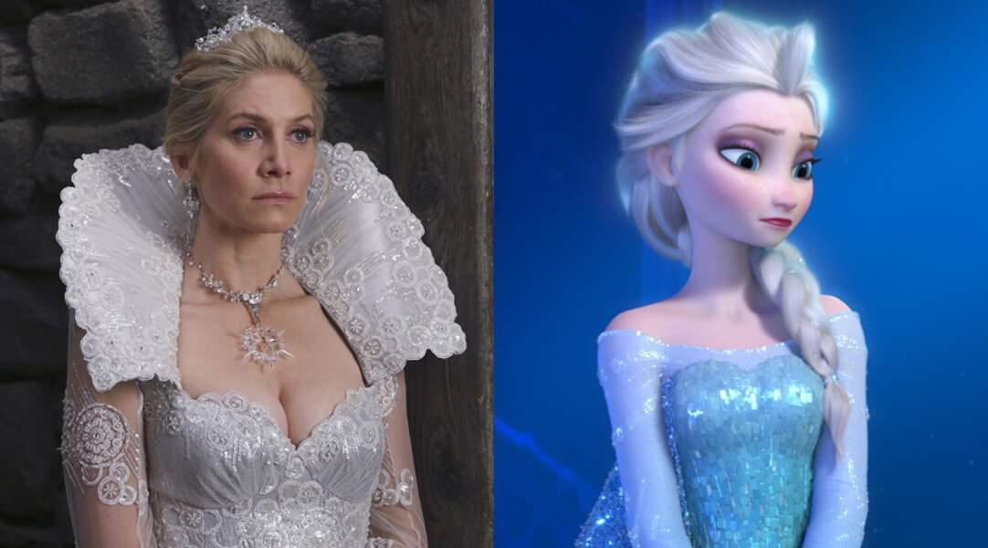 Ingrid (La reine des neiges)