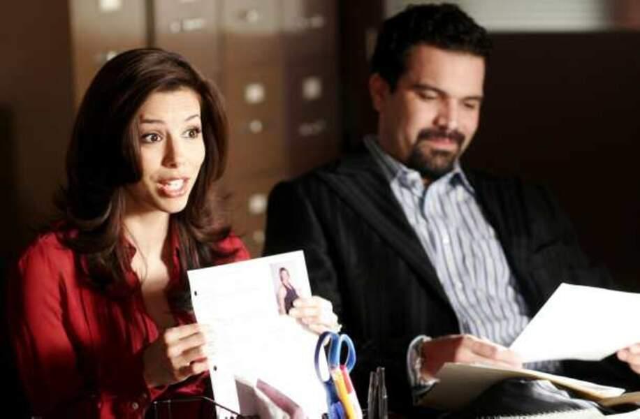Desperate Housewives - Gabrielle et Carlos