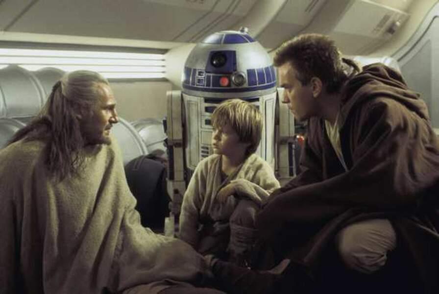 Anakin Skywalker et les jedis