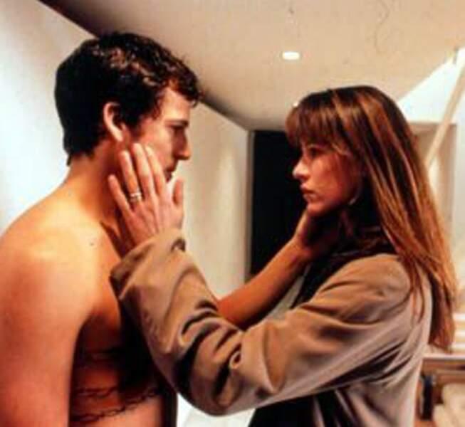 Avec Guillaume Canet dans La Fidélité (2000) de Andrzej Żuławski. Sophie et le réalisateur auront un fils ensemble
