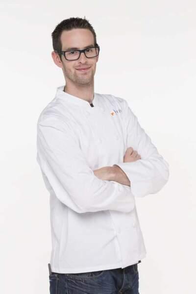 Adrien Demametz - 23 ans
