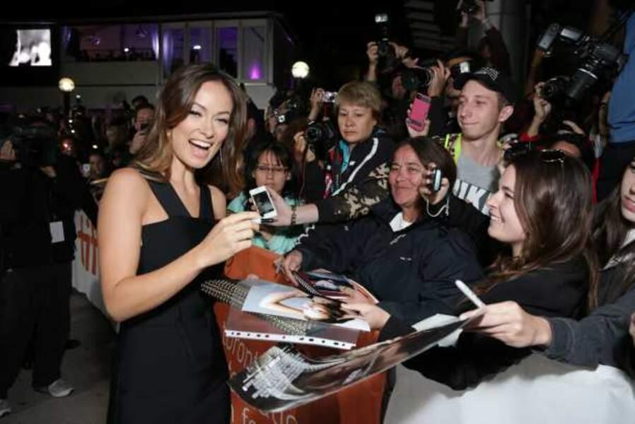 Qui a le plus de fans Olivia Wilde ou Colin Firth ?