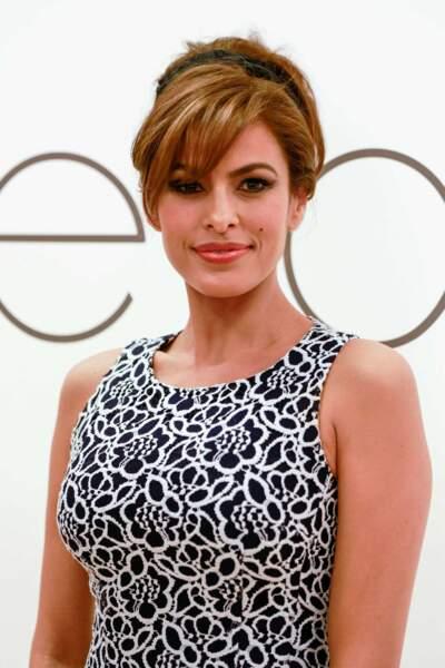Eva Mendes, 41 ans. Guapissima !