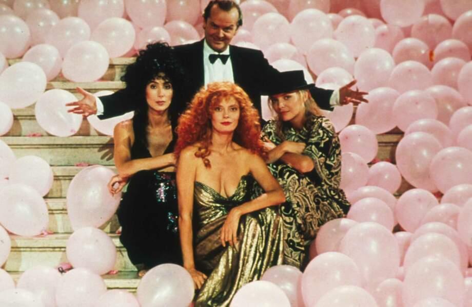 Les Sorcières d'Eastwick - George Miller (1987)