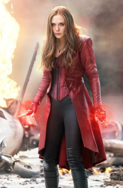 La Sorcière rouge est de retour dans Captain America : Civil War (2016)