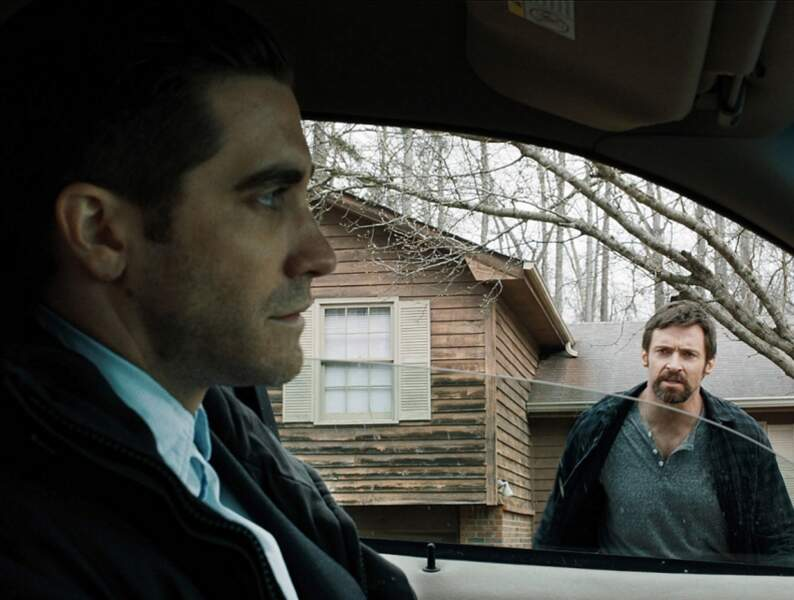 Prisoners  (de Denis Villeneuve, 2013) : avec Jake Gyllenhaal