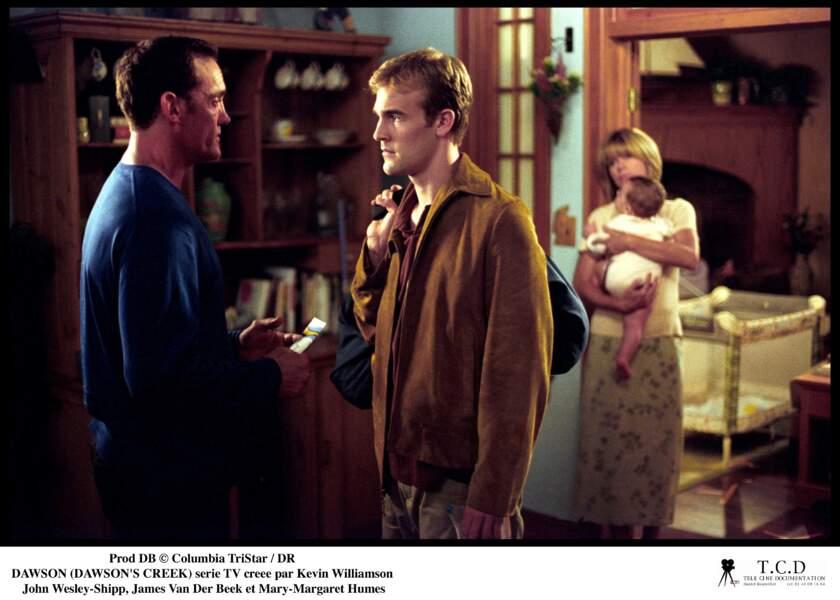 John Wesley Shipp : le père de Dawson, parti trop tôt
