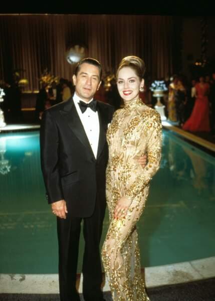 Avec Robert De Niro