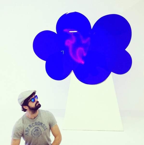 Encore un peu d'art, au centre Pompidou !