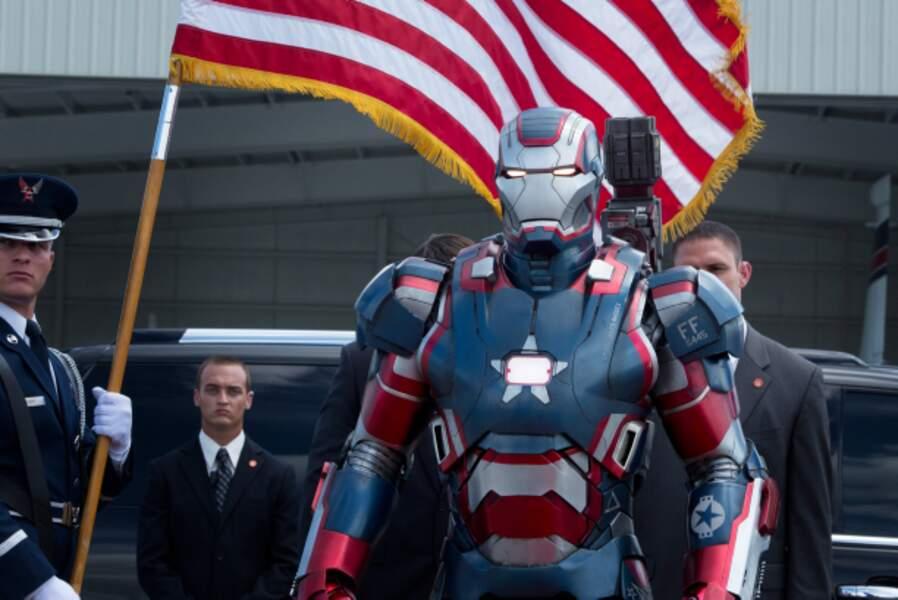 Iron Man 3 : 1,2 milliard de dollars de recettes (883 millions d'euros)