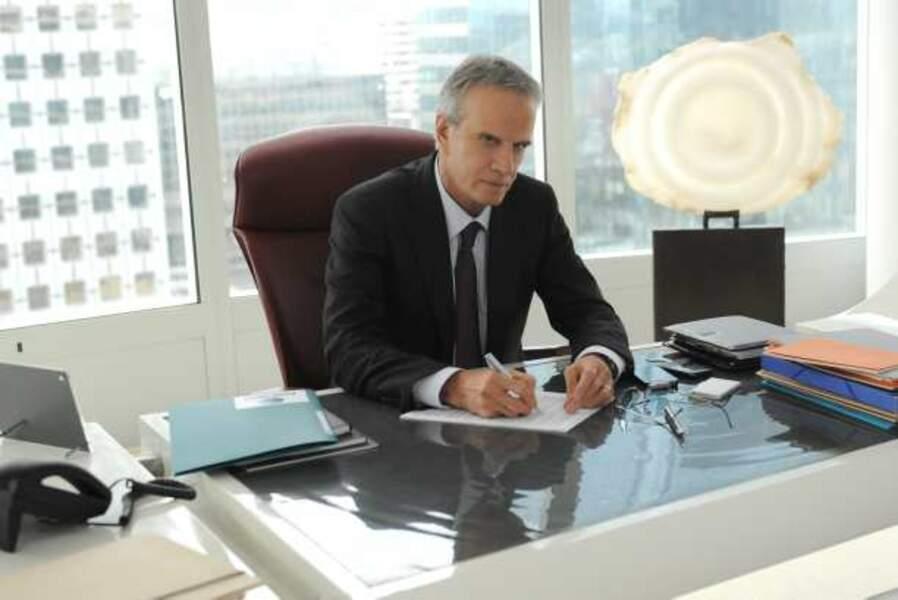 Christophe Lambert aurait empoché la bagatelle de 10 000 euros par jour pour le tournage de La Source sur France 2