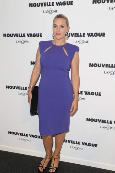 L'égérie Lancôme Kate Winslet