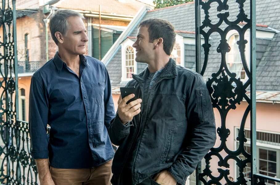 …et comme Scott Bakula et Lucas Blake, basés, eux, à la Nouvelle-Orléans.