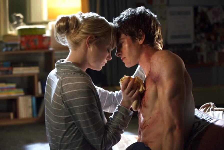 C'est sur le tournage de  ce film qu'elle rencontre Andrew Garfiled...