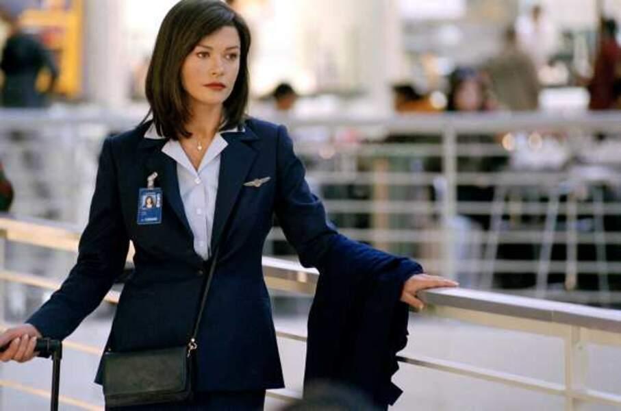 Hôtesse de l'air dans Le Terminal (2004)