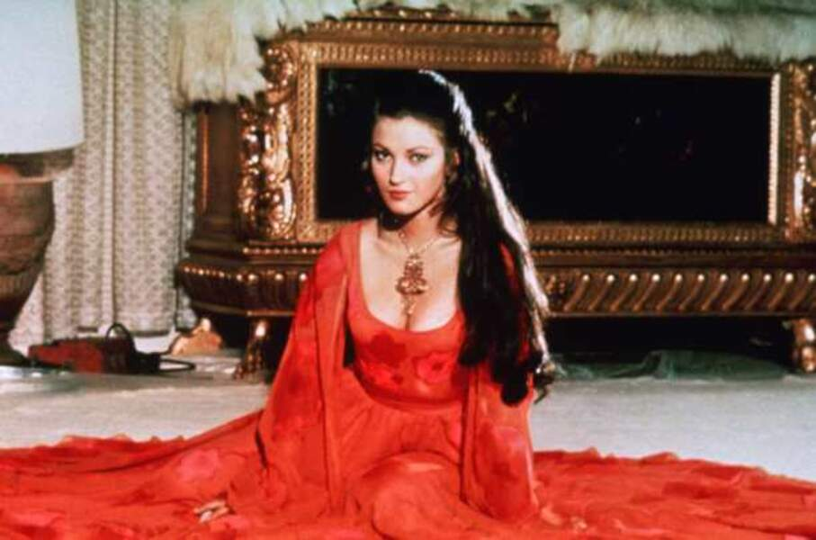 Jane Seymour dans Vivre et Laisser Mourir (1973)