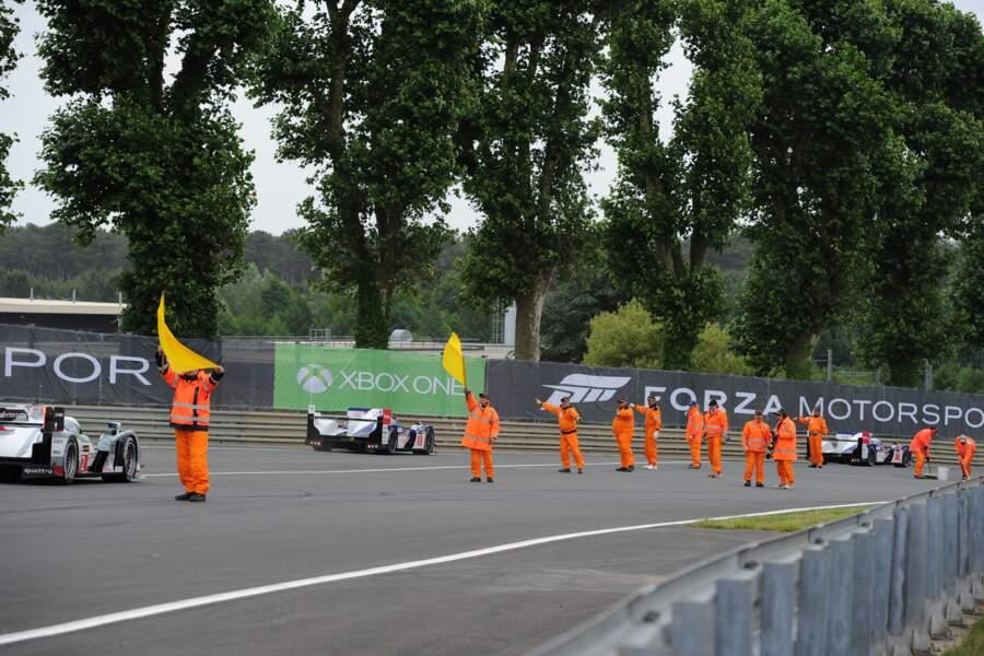 Les 24 heures Du Mans endeuillées