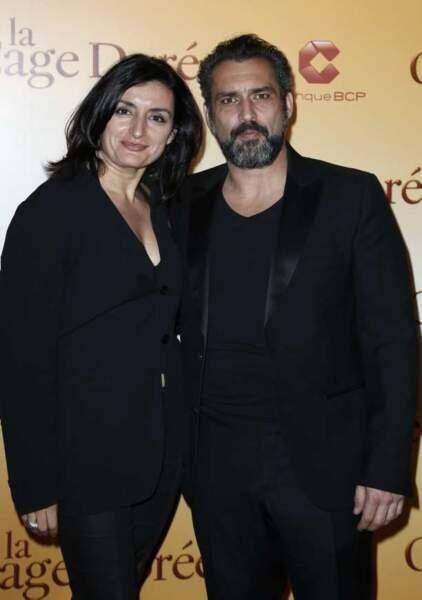 Jacqueline Corado et Jean-Pierre Martins