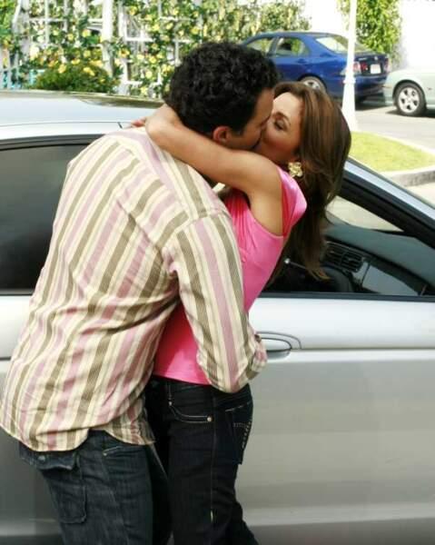Desperate Housewives - Gabrielle et Carlos en couple