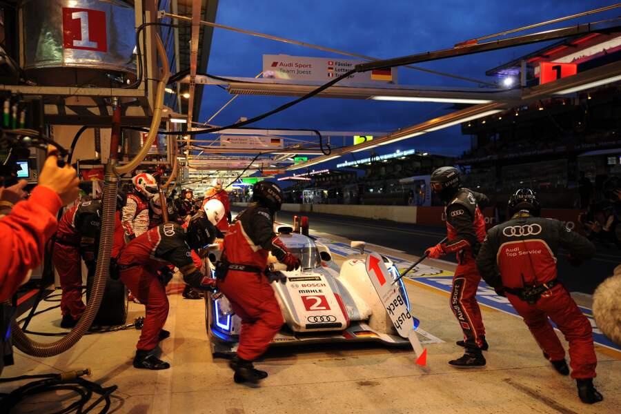 Les 24 heures Du Mans 2013