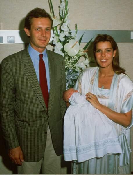 3 août 1986 : la petite Charlotte vient de naître !