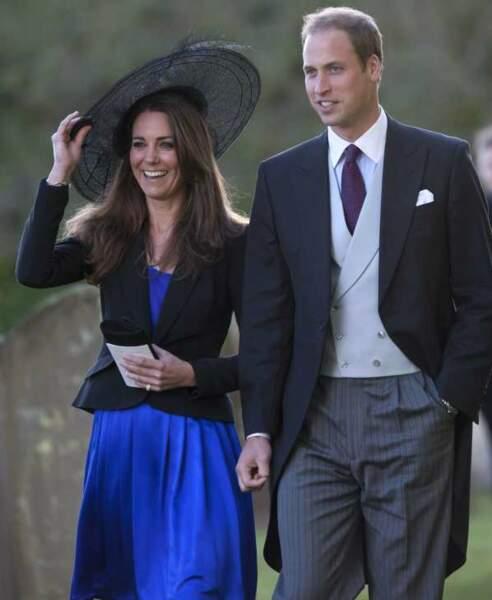 Pour entrer dans la famille royale, l'élégance est de mise