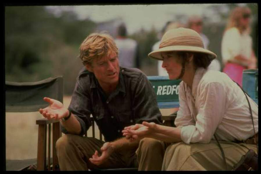 Out of Africa, de Sydney Pollack (1985). Avec Meryl Streep