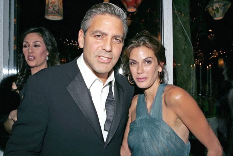 George Clooney aurait-il brisé le coeur de Teri Hatcher ? Possible.