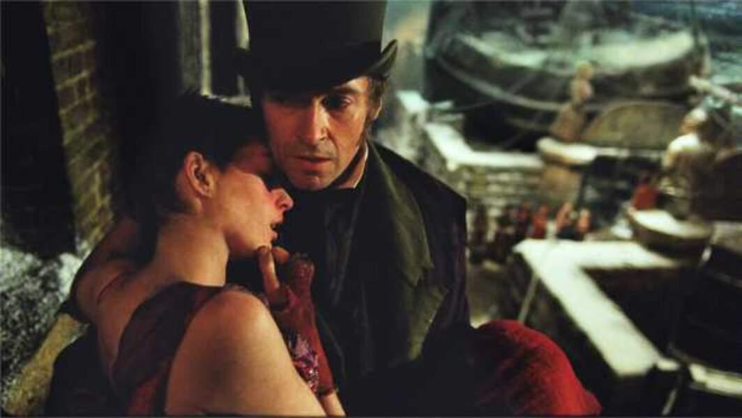 Les Misérables (de Tom Hooper, 2013) : avec Anne Hathaway