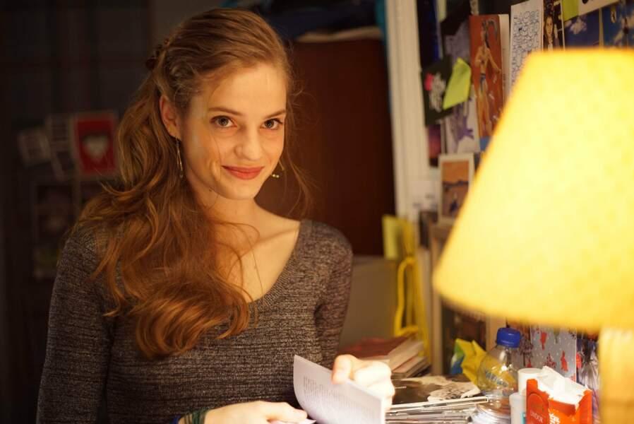 L'actrice de 25 ans a été LA révélation du film L'étudiante et Monsieur Henri (2015)