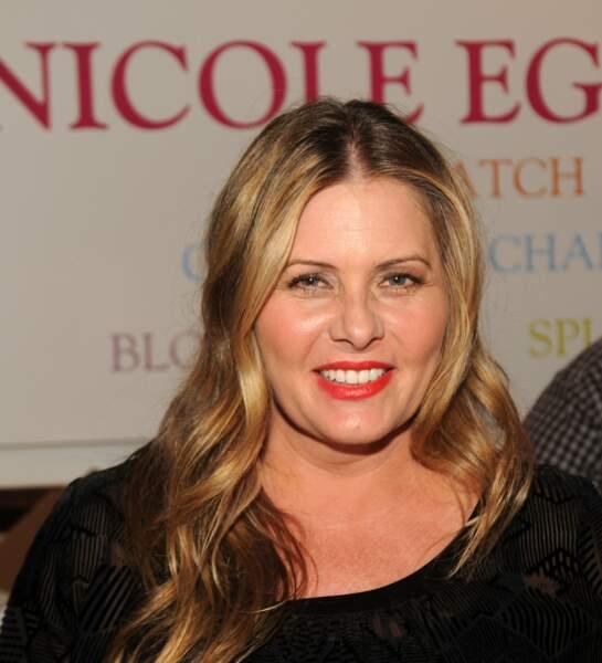 Nicole Eggert tenait le rôle dans la série télévisée