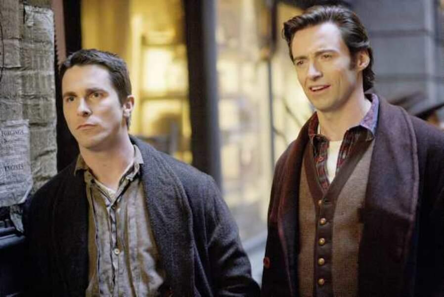 Le Prestige (de Christopher Nolan, 2006) : avec Christian Bale