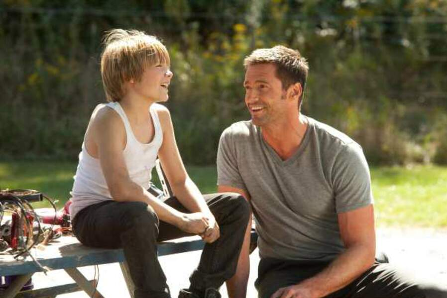 Real Steel (de Shawn Levy, 2011) : avec Dakota Goyo