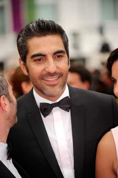 Ary Abittan, ravi d'être à Cannes