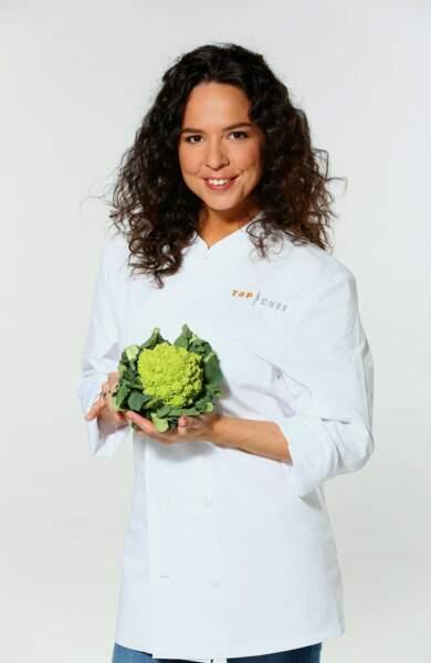 Anne-Cécile Degenne, 31 ans, chef de cuisine au Sofitel (Manille)