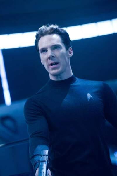 Star Trek Into Darkness (2013) (Benedict Cumberbatch)