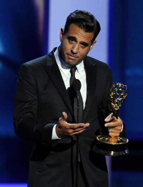 Bobby Cannavale reçoit le prix du meilleur personnage secondaire masculin pour Boardwalk Empire