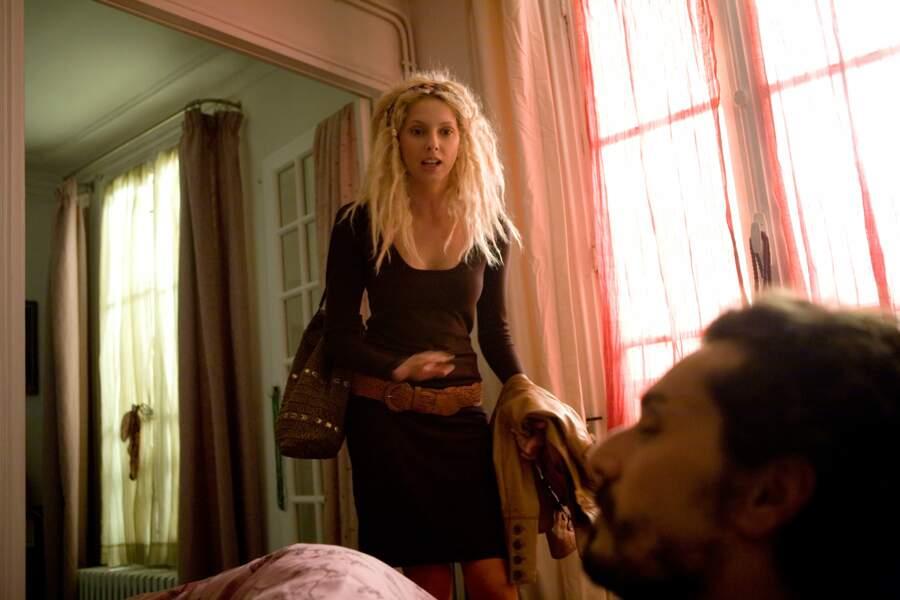 Look rockeuse dans Tel père, telle fille (2007)