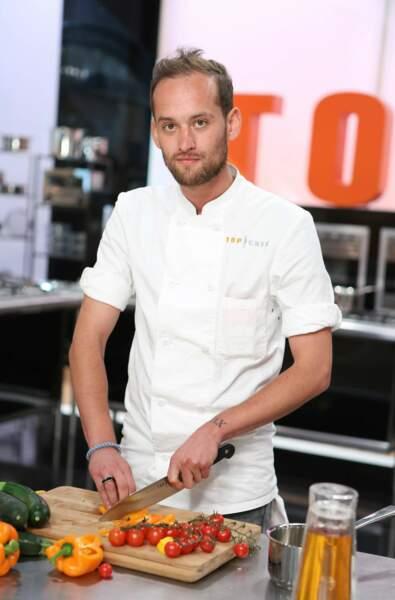 Jérémy Moscovici, 26 ans, Paris - chef au Pollop