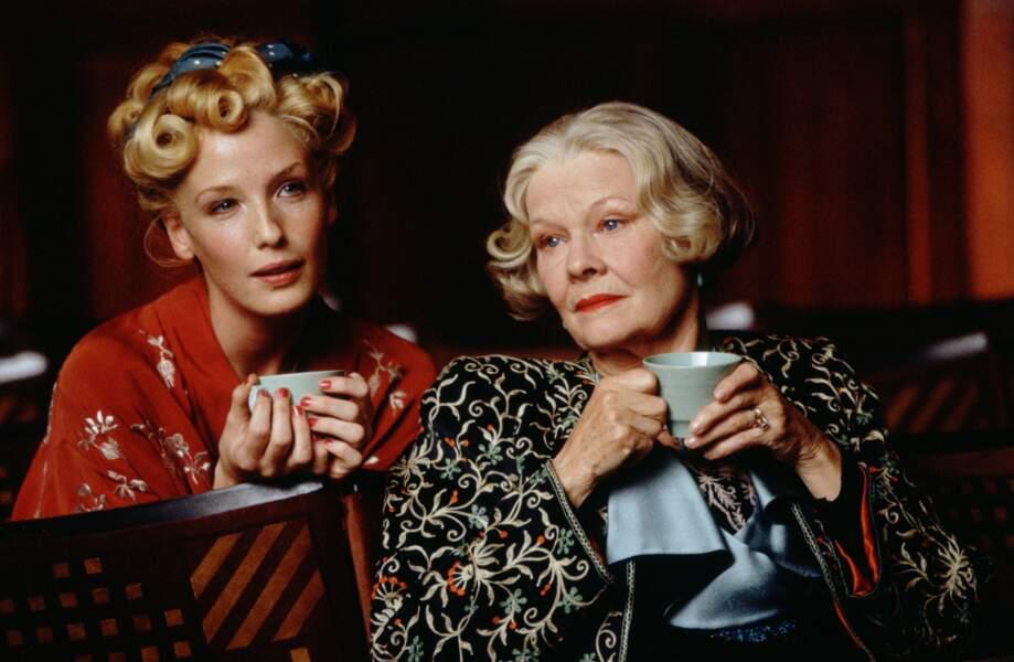 Avec Judi Dench dans Madame Henderson présente de Stephen Frears (2005)