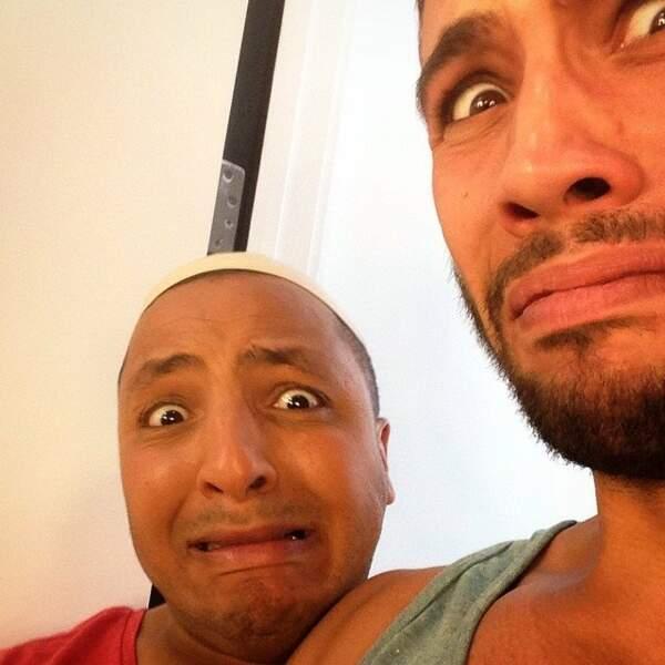 Kamel et Kevin ont peur pour leur relooking