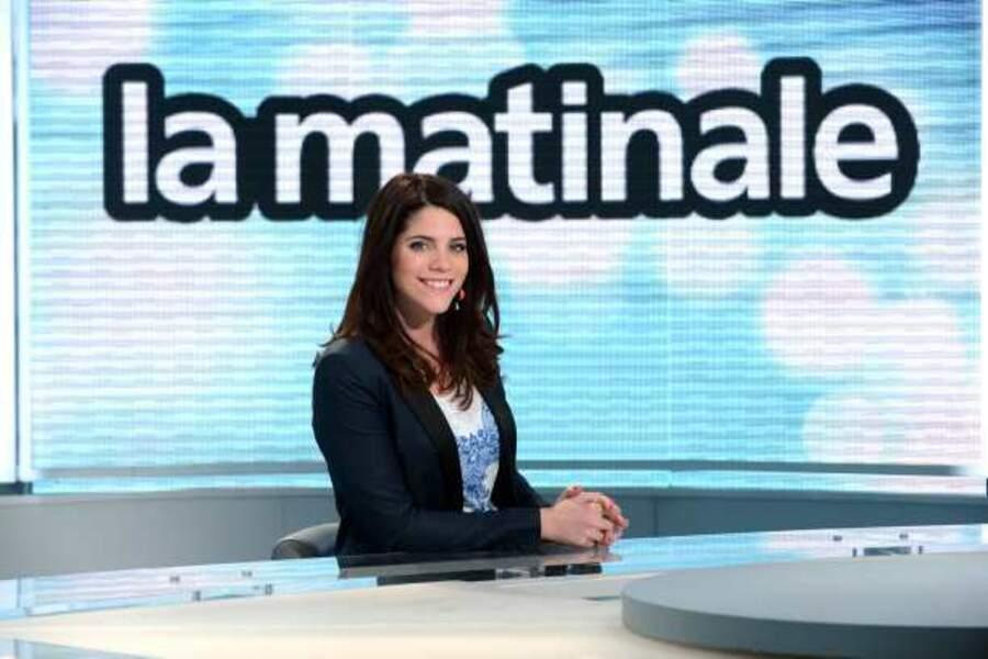 Julia Molkhou - La Matinale de Canal+