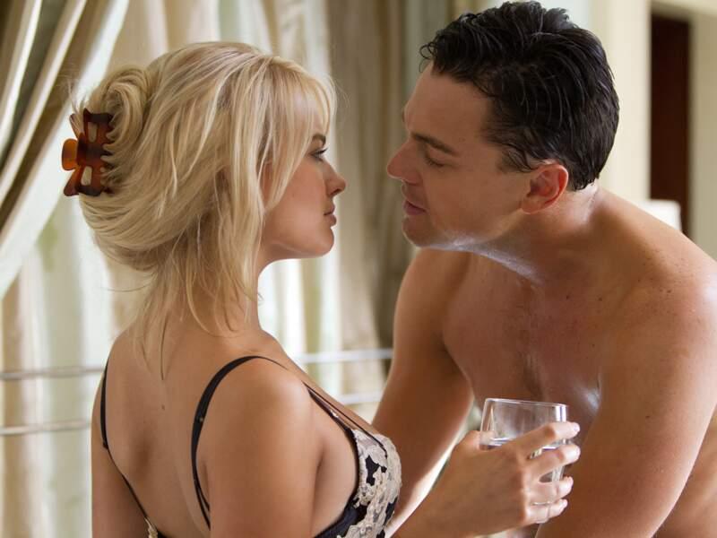 Le Loup de Wall Street (2013) : elle tient la dragée haute à Leonardo DiCaprio