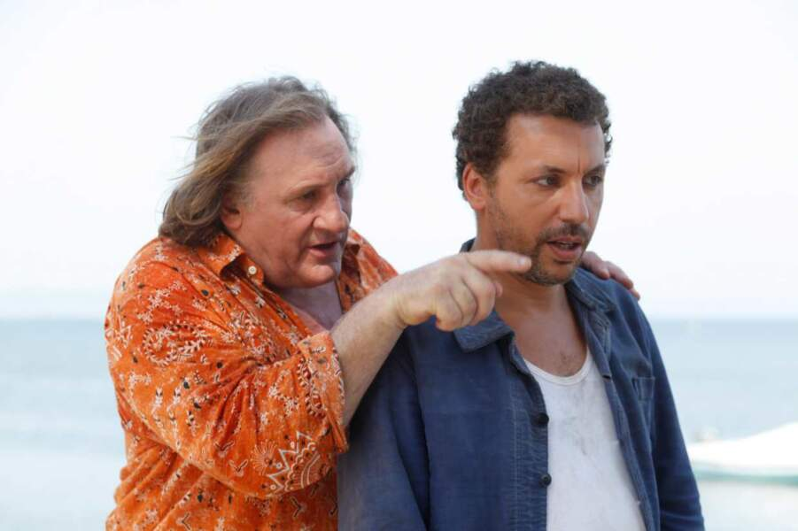 Les invincibles (Frédéric Berthe, 2013) avec Atmen Kélif