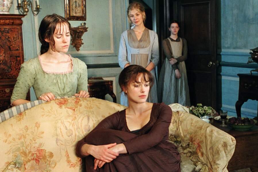 Elle joue l'une des sœurs de Keira Knightley dans Orgueil & préjugés (2005), film en costumes d'après Jane Austen.