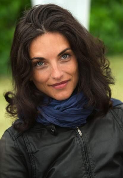 Pauline Delpech, à Paris (17e)
