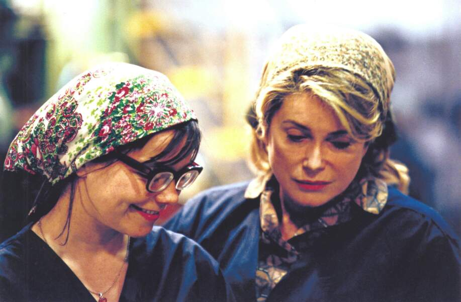 Dancer in the Dark de Lars von Trier (2000), avec Björk