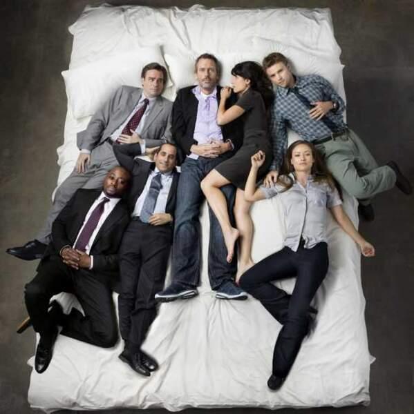 La grande famille de Dr House (saison 7)